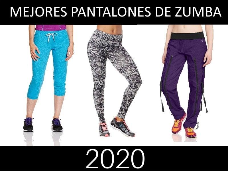 Mejores pantalones Zumba