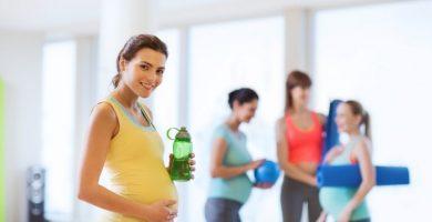 zumba para embarazada