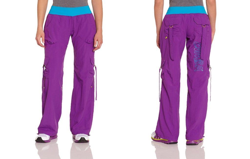 mejores pantalones de Zumba cargo