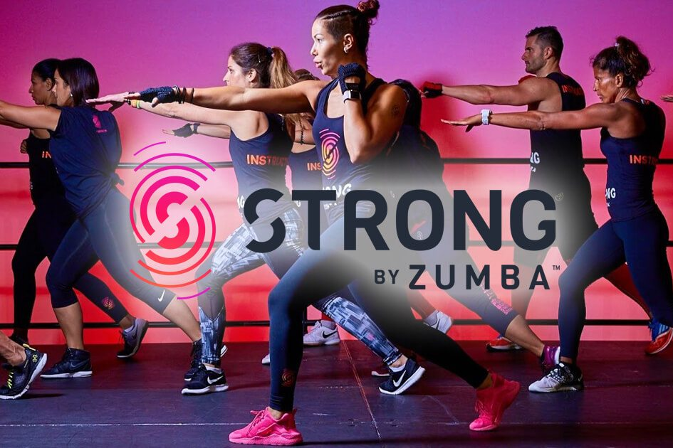 que es Strong by zumba