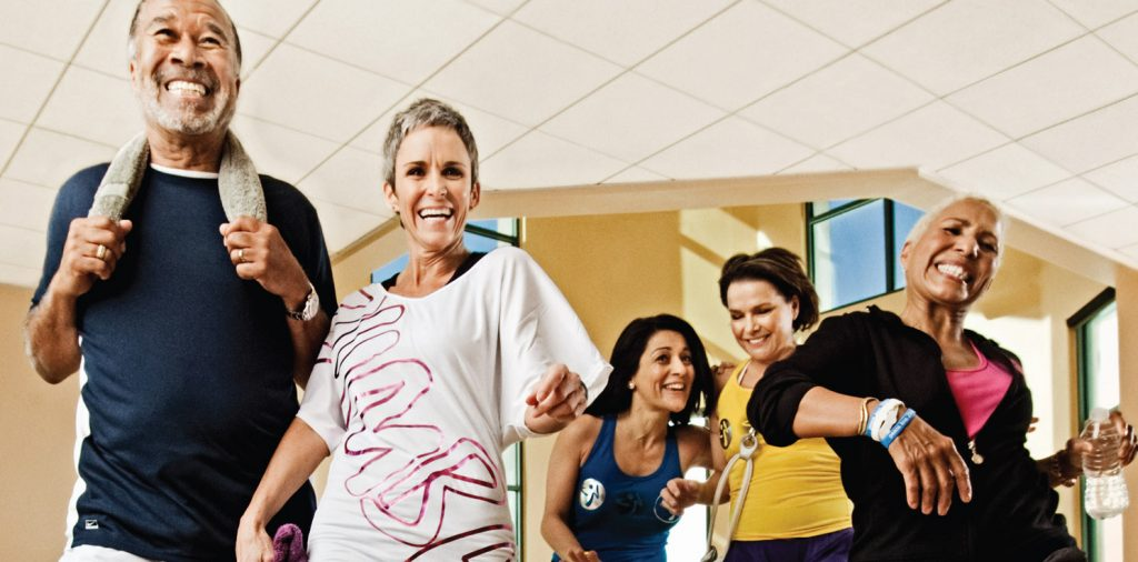 Beneficios de Zumba Gold