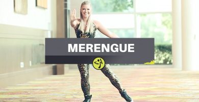 Merengue Zumba