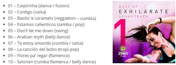música para Zumba