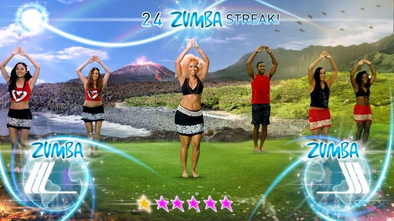 Zumba XBOX